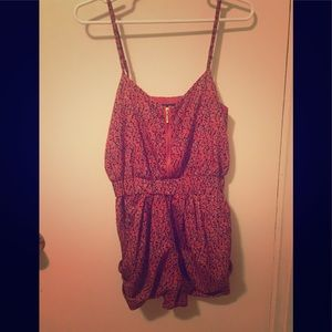 Lucca Couture Romper size S